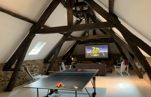 Games & Home Cinema #AncienneEcoleTroche