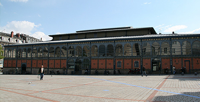 Les Halles Centrales Limoges