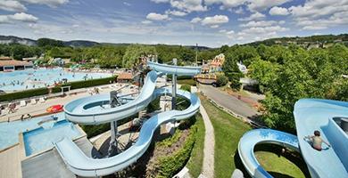 Quercyland Amusement park