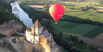 Montgolfiere de Périgord